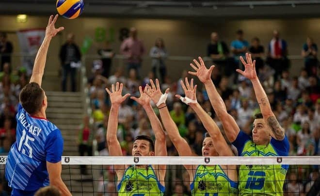 Прогноз на волейбольный матч Словения – Польша, 26.09.2019 в 21:30 по мск