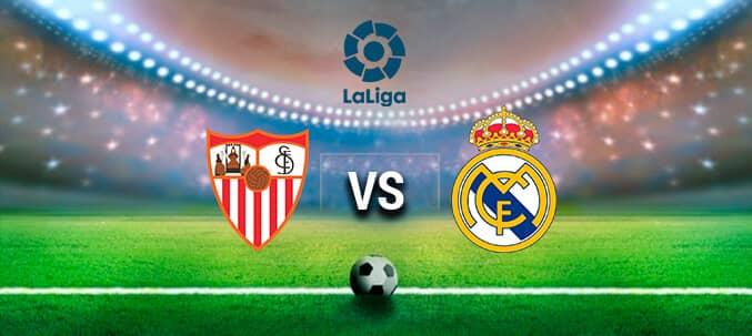 Прогноз на футбольный матч «Севилья» — «Реал Мадрид», 22.09.2019 в 22:00 мск