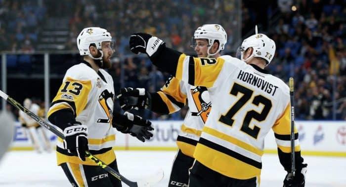 Прогноз на хоккейный матч «Питтсбург» — «Баффало», 04.10.2019 в 02:00 по мск