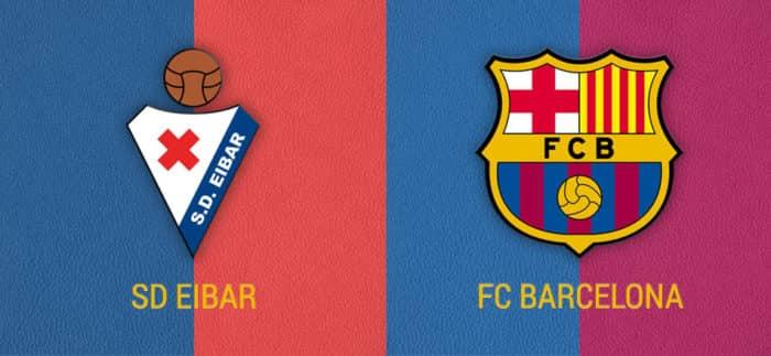 Прогноз на футбольный матч «Эйбар» — «Барселона», 19 октября 2019 года в 14:00 по мск