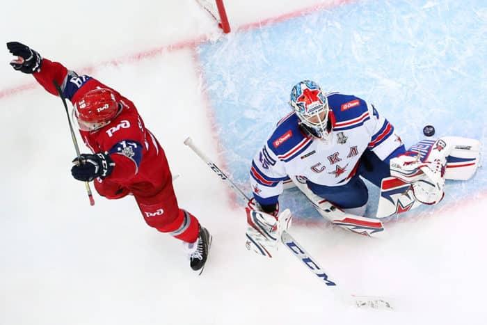 Прогноз на хоккейный матч «Локомотив» — СКА, 26 октября 2019 года в 17:30 по мск