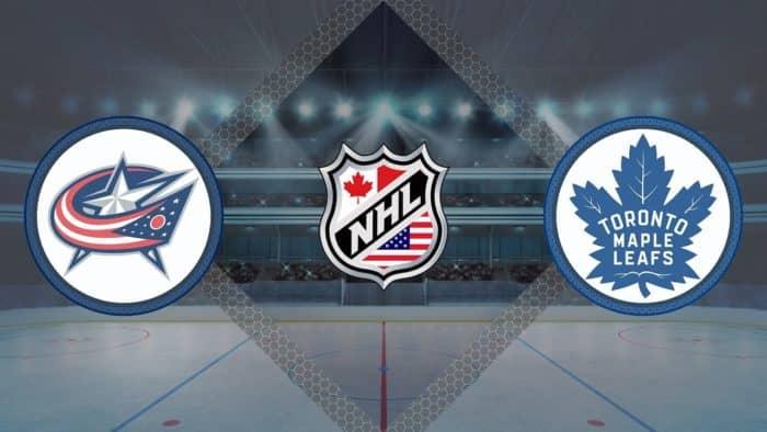 Прогноз на хоккейный матч «Коламбус» — «Торонто», 5.10.2019 в 2:00 по мск