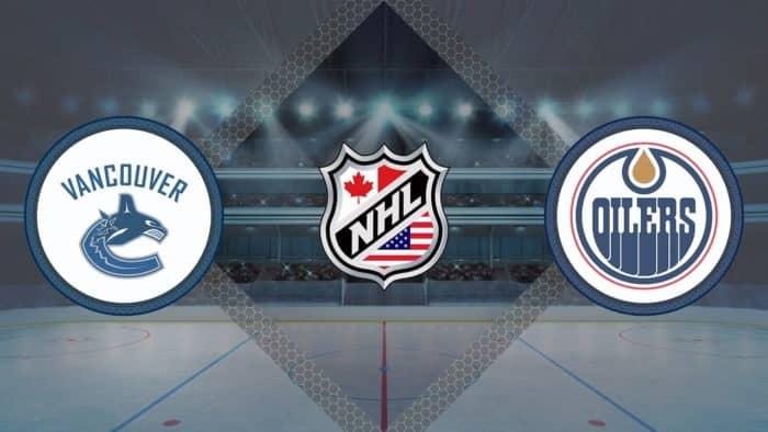 Прогноз на хоккейный матч «Эдмонтон» — «Ванкувер», 03.10.2019 в 5:00 по мск
