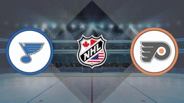 Прогноз на хоккейный матч «Сент-Луис» — «Филадельфия», 16.01.2020 в 4:00 мск