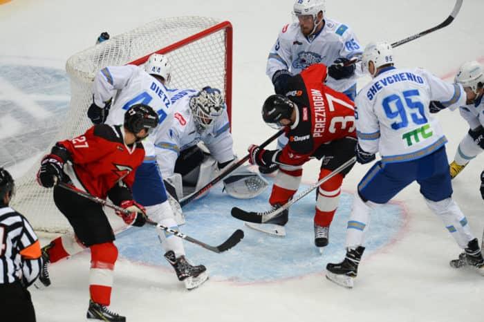 Прогноз на хоккейный матч «Авангард» — «Барыс», 6.01.2020 в 17:30 по мск