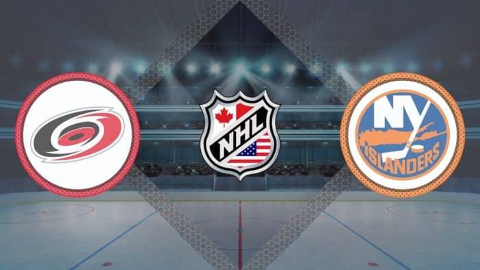 Прогноз на хоккейный матч «Каролина» — «Айлендерс», 20.01.2020 в 1:00 мск