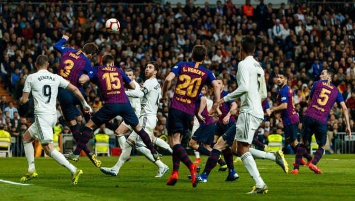 Прогноз на футбольный матч «Реал Мадрид» — «Барселона», 01.03.2020 в 23:00 по мск