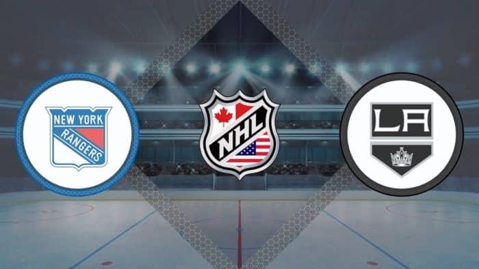 Прогноз на хоккейный матч «Рейнджерс» — «Лос-Анджелес», 10.02.2020 в 2:00 по мск