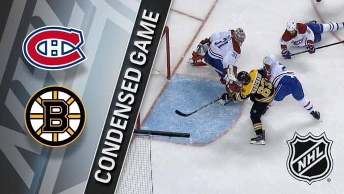 Прогноз на хоккейный матч «Бостон» — «Монреаль», 13 февраля 2020 в 3:30 по мск