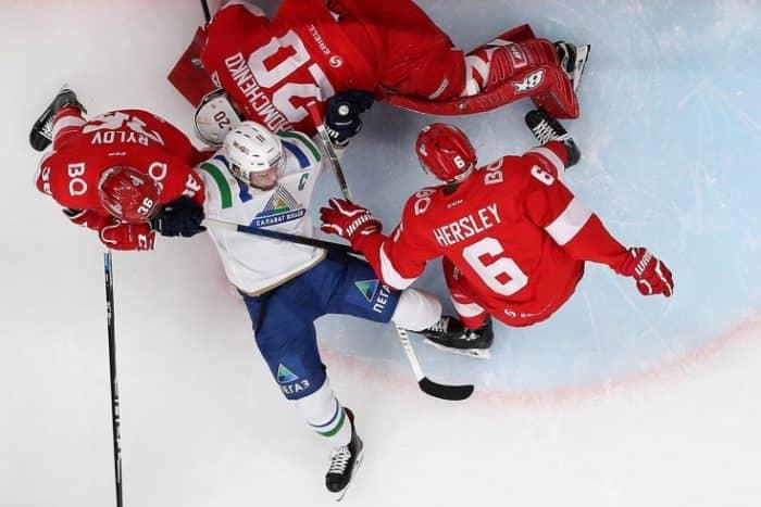 Прогноз на хоккейный матч «Салават Юлаев» — «Спартак», 13.02.2020 в 17:00 мск