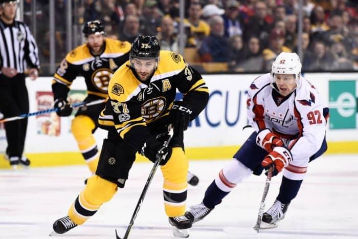 Прогноз на хоккейный матч «Вашингтон» — «Бостон», 9.08.2020 в 19:00 мск